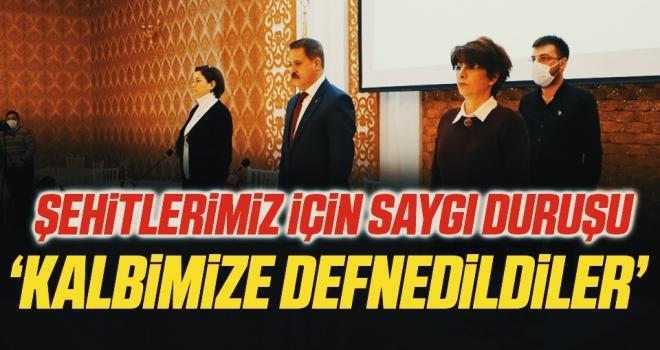 Atakum Belediye Başkanı Cemil Deveci: Kalbimize defnedildiler