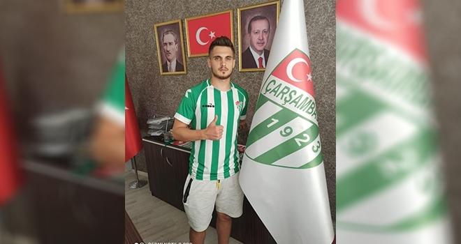 Çarşambaspor'un Yeni Transferi Kaan Dorak'ın Kariyeri