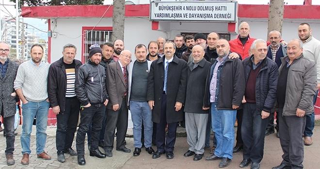Millet İttifakı Büyükşehir Belediye Başkan Adayı Hayati Tekin: Dolmuşcularınisteği olacak