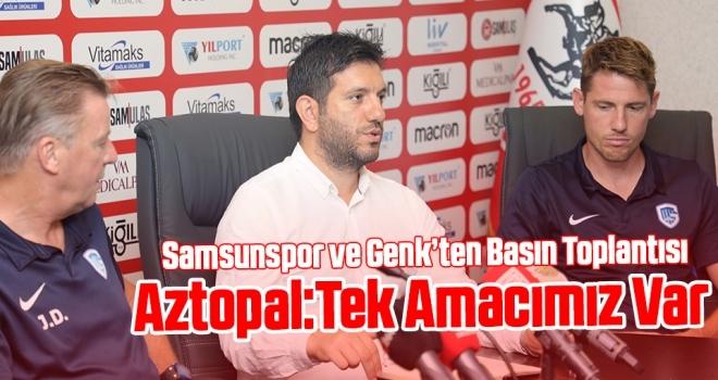 Mustafa Aztopal: Tek Amacımız Var