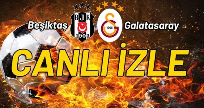 Beşiktaş - Galatasaray maçı ne zaman, saat kaçta, hangi kanalda? bein sports 1 canlı izle (BJK-GS şifresiz izle)