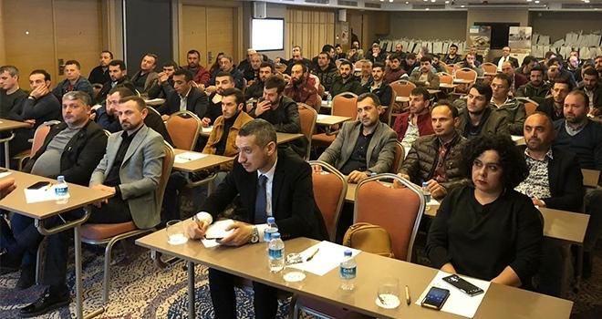 Peli, ustalarıyla Trabzon'da buluştu