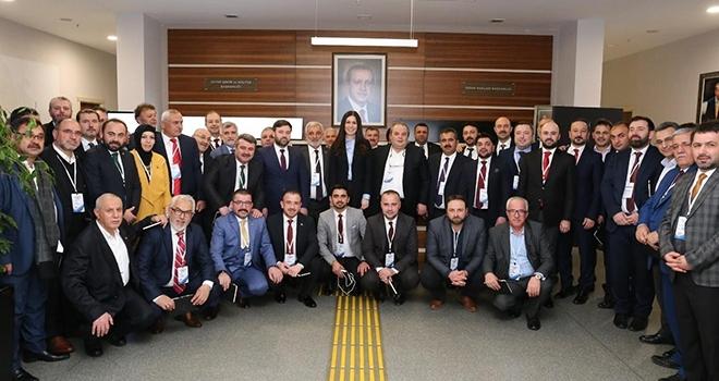 AK Parti Genel Başkan Yardımcısı Karaaslan: AK Partili olmaksorumluluk ister