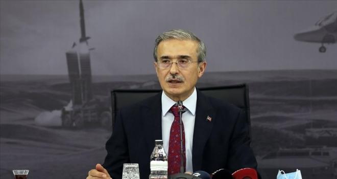 SSB Başkanı Demir: 2021'de Akıncı TİHA'da ilk teslimatlar yapılacak