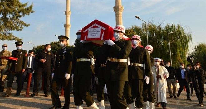Şehit Uzman Çavuş Mehmet Sinan Kılıç Şanlıurfa'da son yolculuğuna uğurlandı