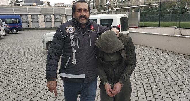 Evinde Uyuşturucu Madde Ele Geçirilen Genç Gözaltında