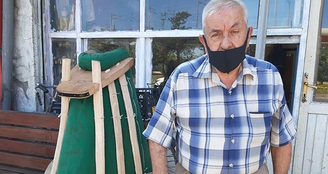 """80 yaşındaki semerci Onaran: """"Eşek ölür kalır semeri..."""
