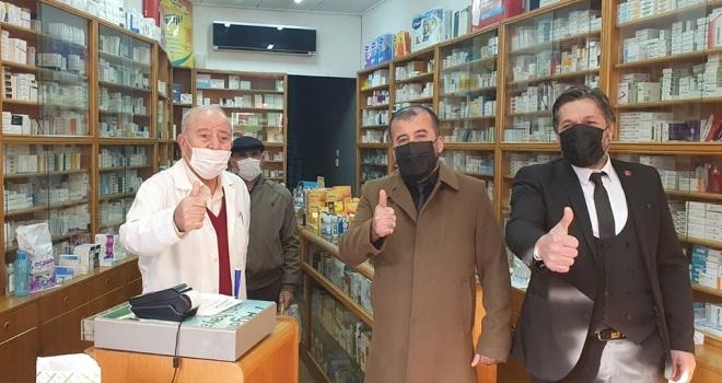 Yeniden Refah'tanesnafa siftah parası