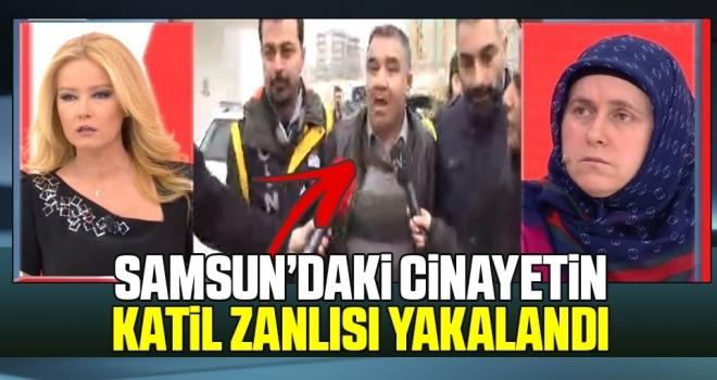 Samsun'da 2017 yılında akrabasını diri diri yaktığı iddia edilen şüpheli adliyede