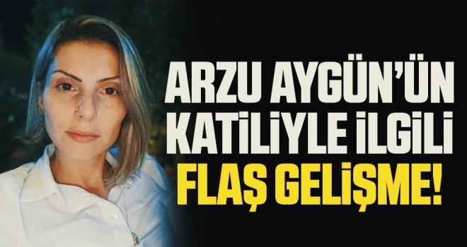 Samsun'da Öldürülen Arzu Aygün'ün Katili Adliyeye Sevk Edildi