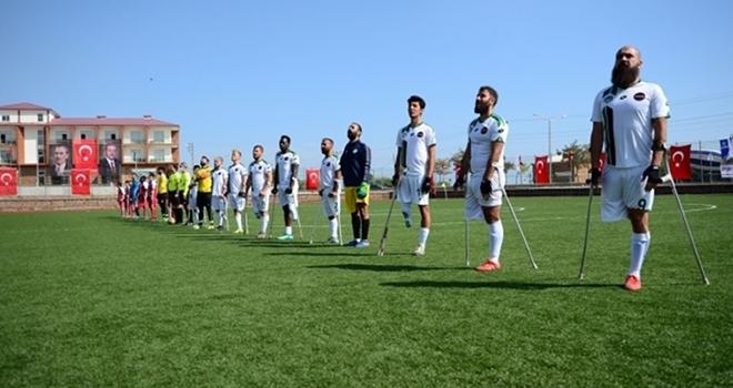 Ampute Futbol Türkiye Kupası Finalistleri Belli Oldu