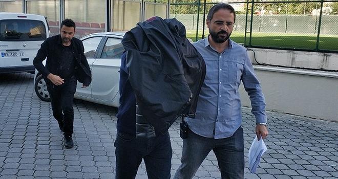 Samsun'da Polis yüzden fazla kamera görüntülerini inceleyerek kapkaççıyı yakaladı
