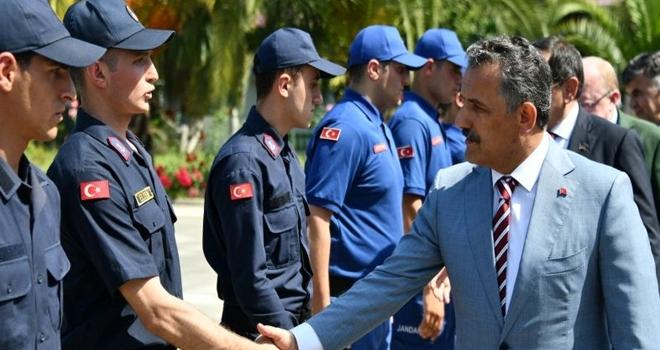 Jandarma Teşkilatının 180.kuruluş yıl dönümü