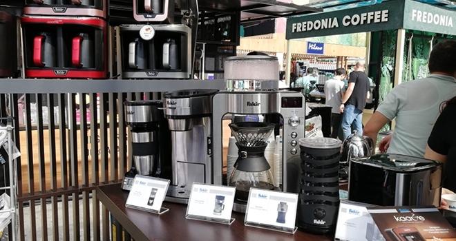 Fakir Hausgerate Coffee Festival 2019'da