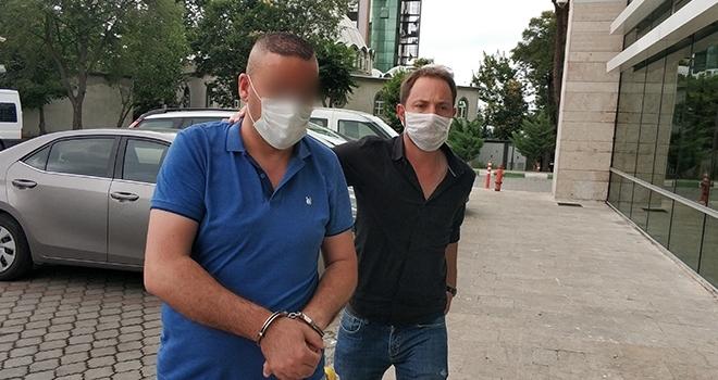Evinde bonzai ele geçirilen şahıs gözaltına alındı
