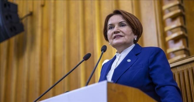 İYİ Parti Genel Başkanı Akşener'den sosyal medya düzenlemesi açıklaması: Biz de bu adımları atmalıyız