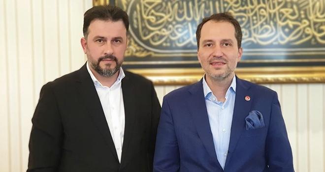 Erbakan Barutcu'ya 'MKYK Üyeliği' verdi