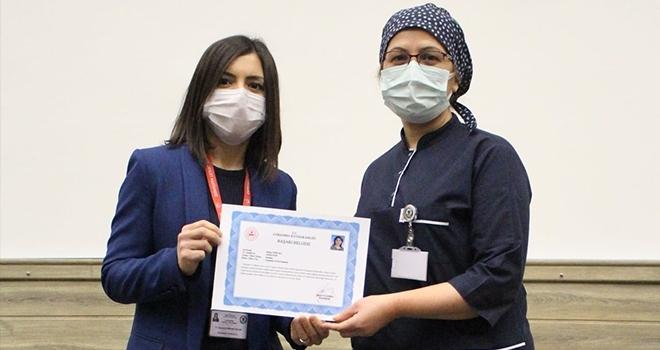 Sağlık çalışanlarına çifte takdir