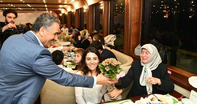 """Samsun Valisi Osman Kaymak: """"Kayınvalideleri  de unutmayalım"""""""
