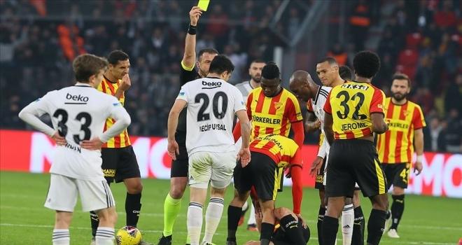 Beşiktaş'tan TFF'ye 'kural hatası' başvurusu