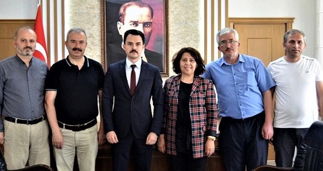 Ladik Belediye Başkanı Özel: İşbirliğiniEsas Alıyoruz