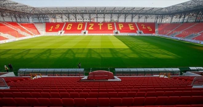 Göztepe'nin Gürsel Aksel Stadı'ndaki ilk konuğu Beşiktaş