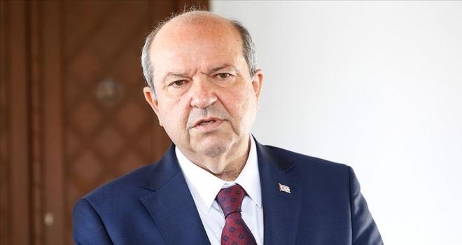 KKTC'de Ersin Tatar cumhurbaşkanı adayı oldu