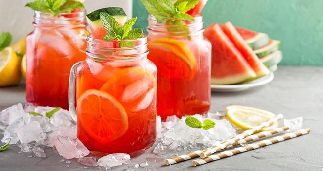 Hem lezzetli hem sağlıklı 5 tatlı ve içecek tarifiyle…