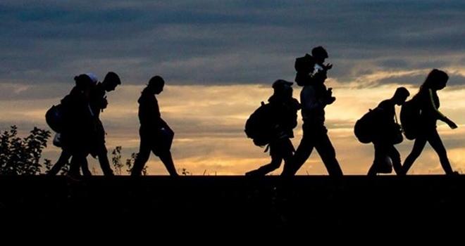 """""""Dünyada 68 Milyon İnsan Göç Etmek Zorunda Kaldı"""""""