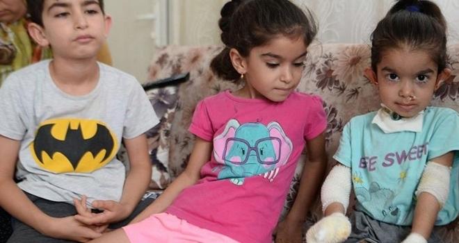 Kelebek hastası Büşra tedavi için yardım bekliyor