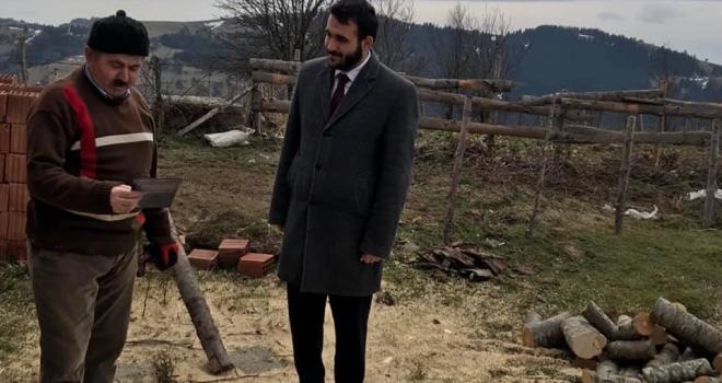 SP Alaçam Belediye Başkan Adayı Ahmet Mücahid Yıldız: Belediye üreticininyanında olacak