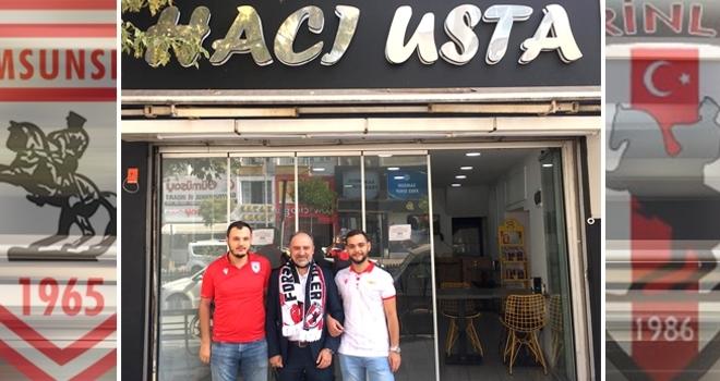 Forza Şirinler'e Hacı Usta'dan destek