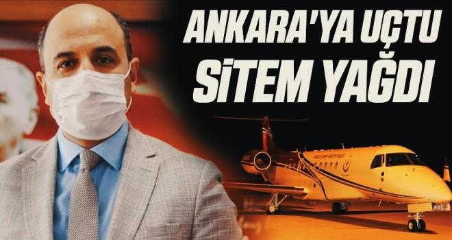 Samsun Sağlık İl Müdürü Muhammet Ali Oruç Ankara'ya Uçtu Sitem Yağdı!