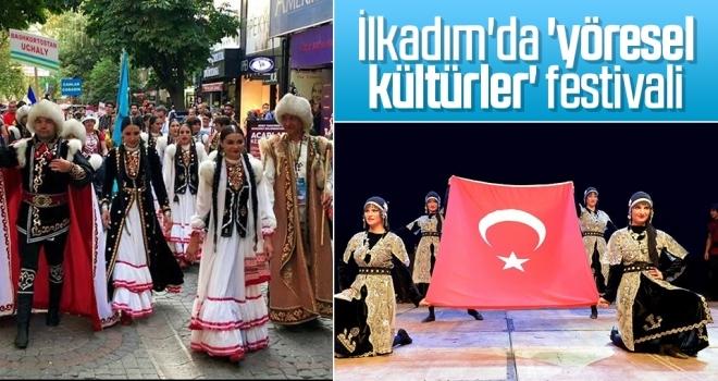 İlkadım'da 'yöresel kültürler' festivali
