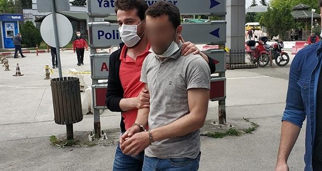 Samsun'da Uyuşturucu ticaretinden tutuklandı