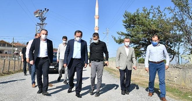 """Başkan Demir: """"Yatay kalkınmayı başaran en iyi il olacağız"""""""