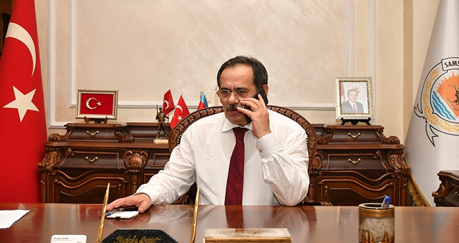 Başkan Demir TRT Radyosu'na Bağlandı; Çocuklar geleceğimiz' yaşlılar bizim kökümüz