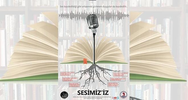İletişim öğrencilerinden Sesimiz İz Projesi