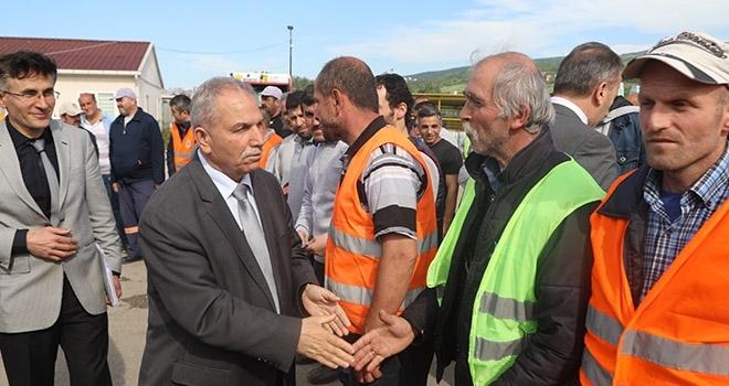 Demirtaş'tan İşçilere Uyarı