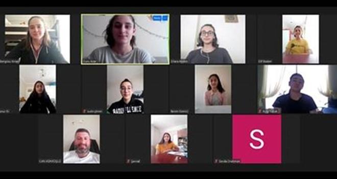 İlkadım'da Haftada İki Gün Online Eğitim
