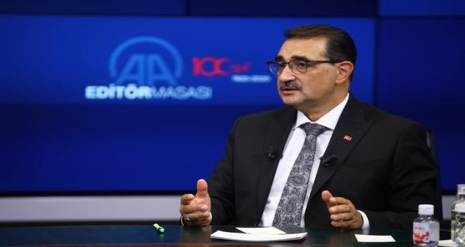 Enerji ve Tabii Kaynaklar Bakanı Dönmez: Karadeniz gazı ithal ettiğimizden daha ekonomik olacak