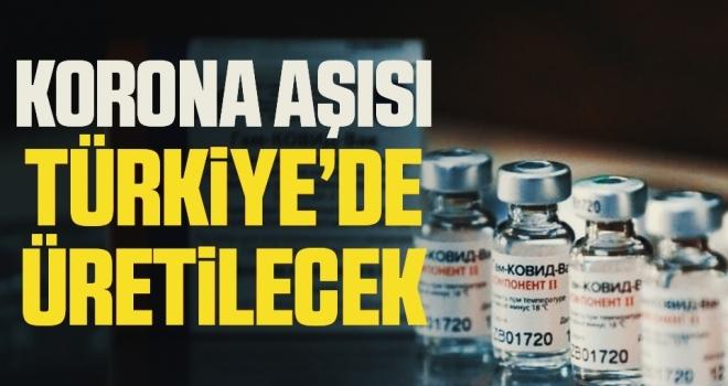 Rusya'nın corona aşısı Türkiye'de üretilecek