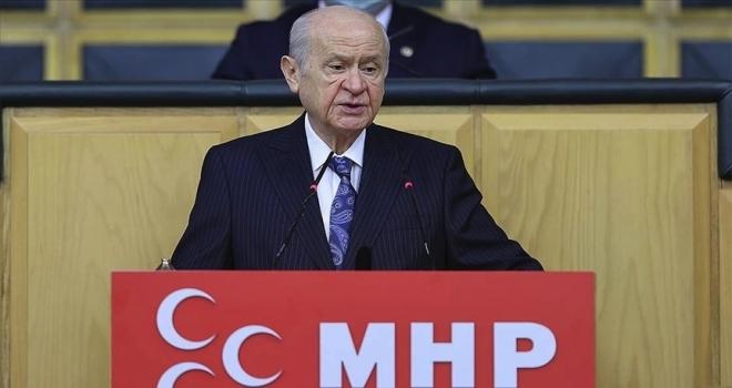 MHP Genel Başkanı Bahçeli: Cumhur İttifakı milli ve demokratik bir hüviyete sahiptir