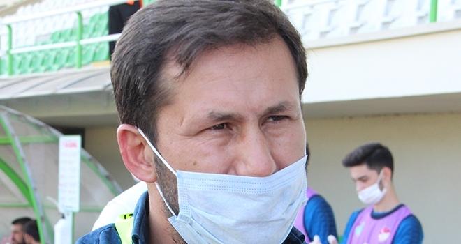 Çarşambaspor Genel Kaptanı Kadir Yücebaş: Zirve Yarışına Ortak Olduk