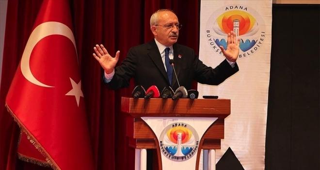CHP Genel Başkanı Kılıçdaroğlu: Esnaf bakanlığının kurulması lazım