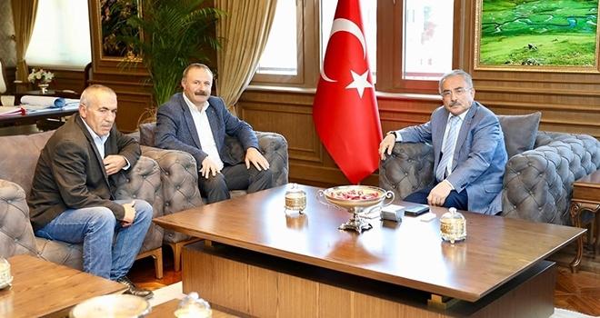 Başkan Güler, şehidin babasının isteğini yerine getirdi