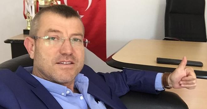 İlkadım Belediyesi yabancılar Pazarı Akademi Başkanı Ali Akyüz: Tescilli Şampiyonuz