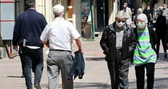 Sivas'ta 65 yaş üstüne getirilen sokağa çıkma kısıtlaması ertelendi