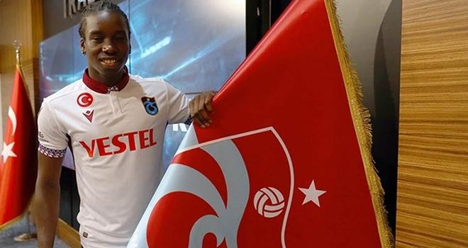 Trabzonspor Yeni Transferini Açıkladı