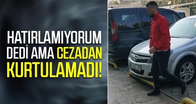 Savcının evinin önünden ayakkabı çalan genç tutuklandı